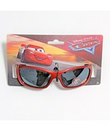 Kids Disney Pixar Cars Lightning McQueen Sunglasses 3+ UV Protection - $11.87
