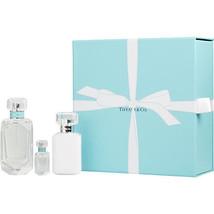 Tiffany 2.5 Oz Eau De Parfum Spray 3 Pcs Gift Set image 4