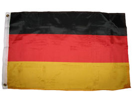 2x3 Germany German SuperPoly Flag 2'x3' House Banner (150 Denier Poly) - $18.00