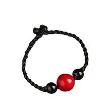 Ethnic Handmade Bracelets Agate Bracelet Retro Chinese Style Woven Jewelry image 2