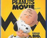 Blu-Ray - The Peanuts Movie (2015) *Lucy / Charlie Brown / Linus / Snoopy*