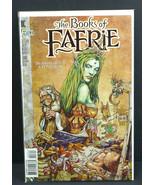 Books of Faerie #3 of 3 1997 DC Vertigo Excellent Condition Bronwyn Carl... - $8.90