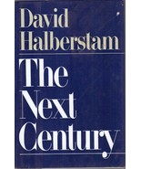 The Next Century David Halberstam HC 1991 - $4.90