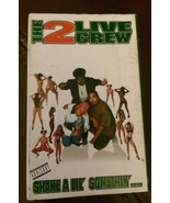 The 2 Live Crew Shake A Lil Somethin Cassette Tape Single - $1.99