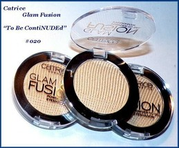 3 Pk Catrice Cosmetics To Be ContiNUDEd Glam Fusion Powder To Gel Eyesha... - $13.95