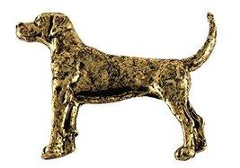 Creative Pewter Designs, Full Body Fox Hound Handcrafted Dog Magnet, 24k... - €19,74 EUR