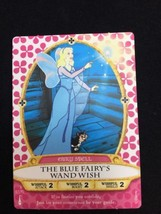 Disney Sorcerers of the Magic Kingdom Card 57 Blue Fairy's Wand Wish New - $10.00