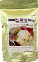 The Prepared Pantry Swedish Vanilla Almond Gourmet Bread Machine Mix, 18... - $15.25