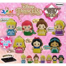 Disney Princess ColleChara Mini Figure Collection Ariel Belle Jasmine Snow White - $11.99