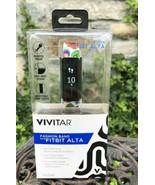 Vivitar Floral Fashion Watch Band, Fits Fitbit Alta NIB - $10.25
