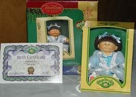 2005 Carlton Cards CPK doll Christmas Eve Ornament - $35.00