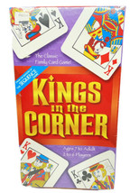 Kings In The Corner Game 1996 Jax Sealed Brand New - $13.99