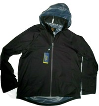 POlo Ralph Lauren men's waterproof Black Jacket with pony logo XL retail $165 - $120.93