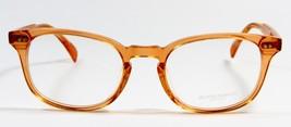 Oliver Peoples OV5325U 1471 Sarver Copper Orange Eyeglasses 49mm New Aut... - $197.95