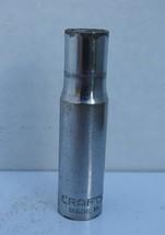 """Vintage 3/8"""" Craftsman Deepwell Socket, V Series, Deep Socket 3/8"""" Drive, 6pt - $10.28"""