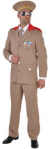 "Deluxe Russian Uniform inc Cap , 38-50"" Chest - Bond theme - $75.64"
