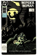 WONDER WOMAN #18 1988-DC COMICS-First appearance of CIRCE - $24.83