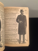 Vintage replica 1900 Sears Consumer Guide, pub 1970 image 5