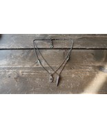 "Lucky Brand Shell Multi Strand Necklace 17.25"" - 18.75"" - $16.63"