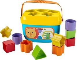 Fisher-Price Baby's First Blocks Playset - $25.37