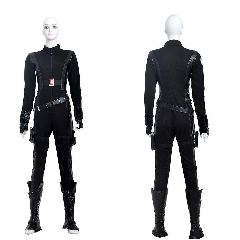 Captain America 2 Natasha Romanoff Black And 16 Similar Items