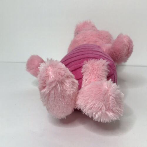 "Disney Store Core Piglet Plush Stuffed Animal Beanie 15"" image 8"