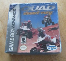Quad Desert Fury (Nintendo Game Boy Advance, 2003) - $7.92