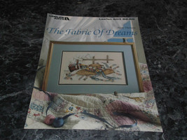 The Fabric of Dreams Book 13 by Paula Vaughan Leaflet 603 Leisure Arts - $3.99