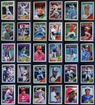 1988 Topps O-Pee-Chee Baseball Cards Complete Your Set U You Pick 1-200 - $0.99+