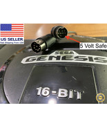 Sega Genesis 32X to Genesis Model 1 patch / link cable - 5 volt safe! - $7.99