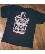 Luke Bryant Concert Tee girl I'm a Little Drunk on You T Shirt - $9.99