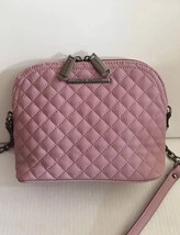 Steve Madden handbag BMarilyn Quilted Dusty Rose New Retail $68 - $47.00