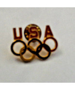 United States Olympic Pin Back  Colombia XX111  Olympics - $8.54