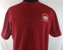 Schottenstein Center JSC Team Member Adult Large T Shirt Red Kiss Ringo ... - $328,89 MXN