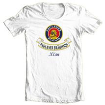 Paulaner T-shirt bier beer german 100% cotton graphic white tee image 1