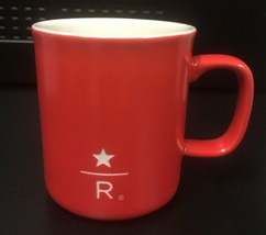 STARBUCKS Reserve Coffee Mug Red Ceramic 9oz  Rare!!! New Fast Ship!!! - $26.39