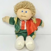 Vintage Cabbage Patch Kids Hair Boy Matador Outfit Costume Doll - $18.99