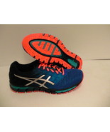 Asics gel quantum 180 2 dark navy men running shoes size 12 us  - $118.75