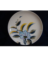 Kasuga China Saxony white and floral porcelain bread & butter plate. - $5.00