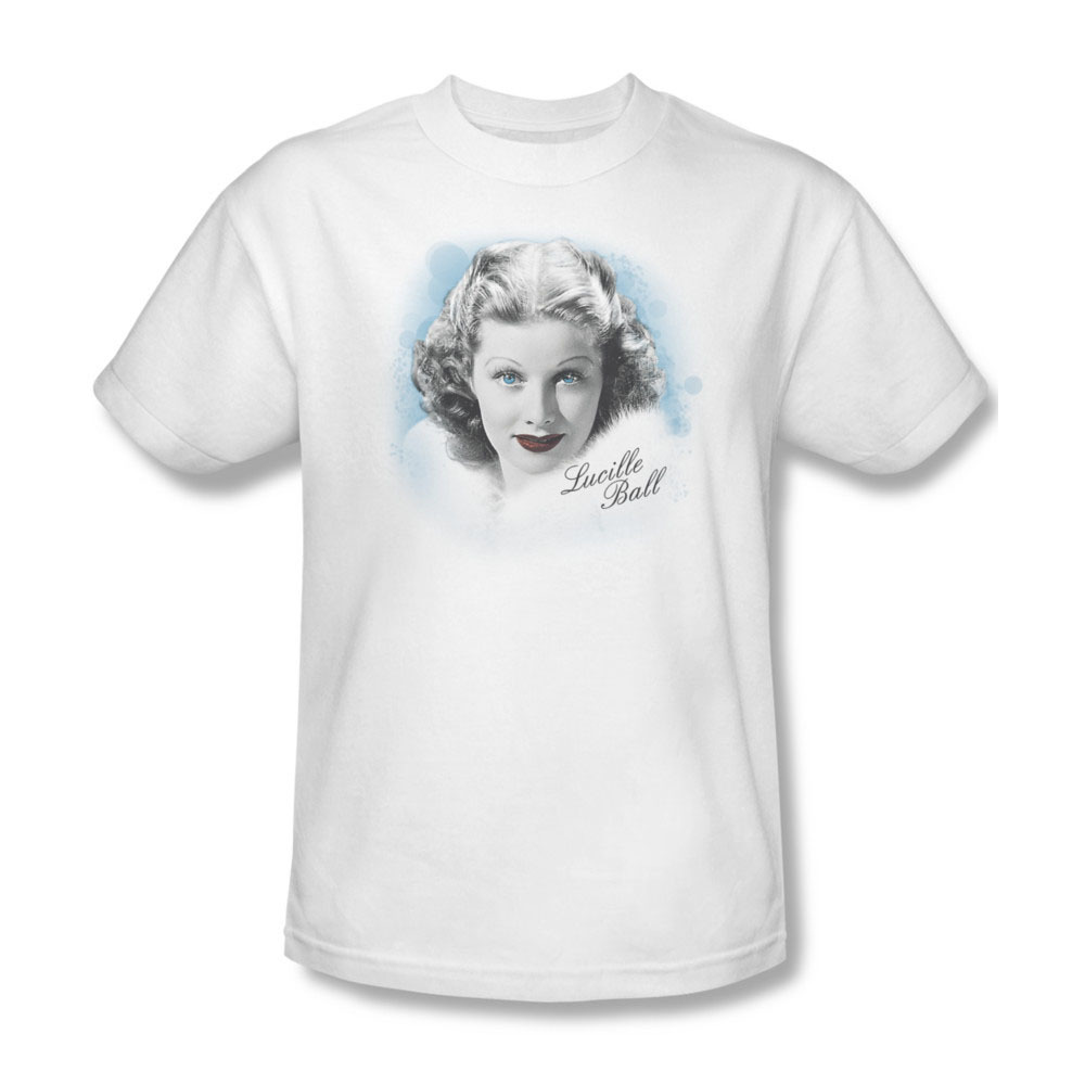 Lucille ball i love lucy desi arnaz actress here s lucy for sale online graphic tee lb232 at