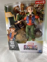 Hasbro Marvel Rising Secret Warriors Doreen Green/Squirrel Girl NRFB - $42.06