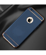 For iPhone X 6 7 8 Plus iphone SE/5S Thin TPU Shockproof Phone Case Cove... - $4.69