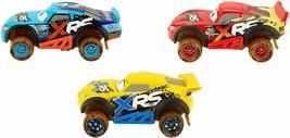 Disney Pixar Cars XRS Mud Racing 3-Pack image 3