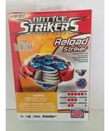 Battle Strikers SCIMITAR Reload Striker Mega Bloks 2009 #29455 - $5.93