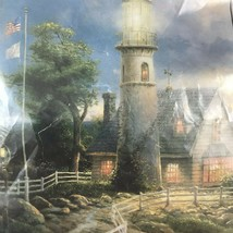 Thomas Kinkade Light in The Storm 100 Piece Jigsaw Puzzle 2N - $6.89