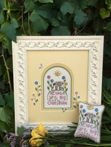 Ewe Are My Sunshine Kit cross stitch kit Shepherd's Bush     - $30.00