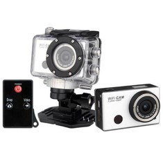 Action Camera Sports Cam HD DV Wifi Video Camcorder Waterproof Gopro DVR... - $130.04