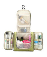Makeup Storage Cosmetic Bag Travel Organizer Hanging Toiletry Tools Pouc... - $265,72 MXN