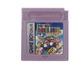 Super Mario Bros Nintendo Game Boy Color GBC Cartridge - $10.99