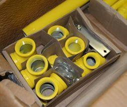 Bradley S19310 Combination Drench Shower Eye Wash Unit Plastic Bowl image 7